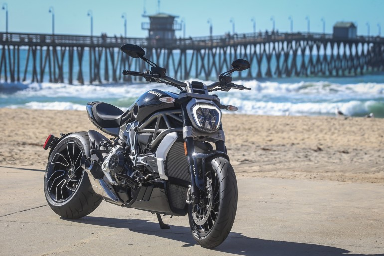 Ducati XDiavel test 1 - 20