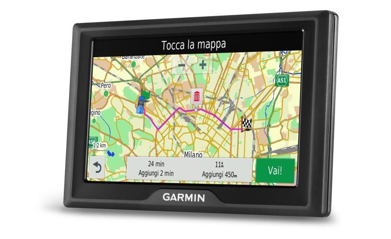 GARMIN_Drive Tocca la mappa