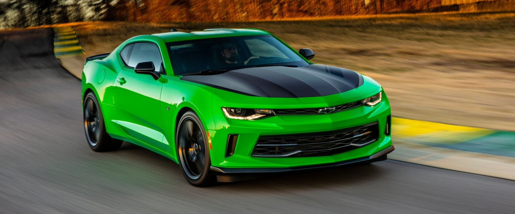 2017 Chevrolet Camaro 1LE performance package will be available