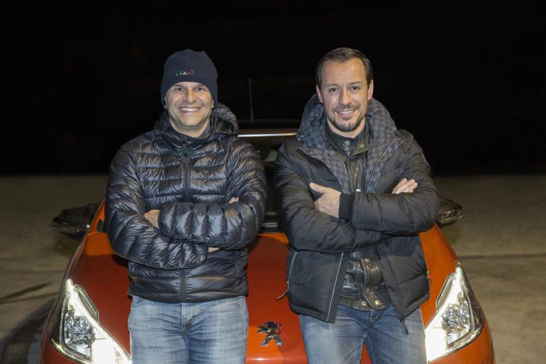 Peugeot Accorsi e Andreucci