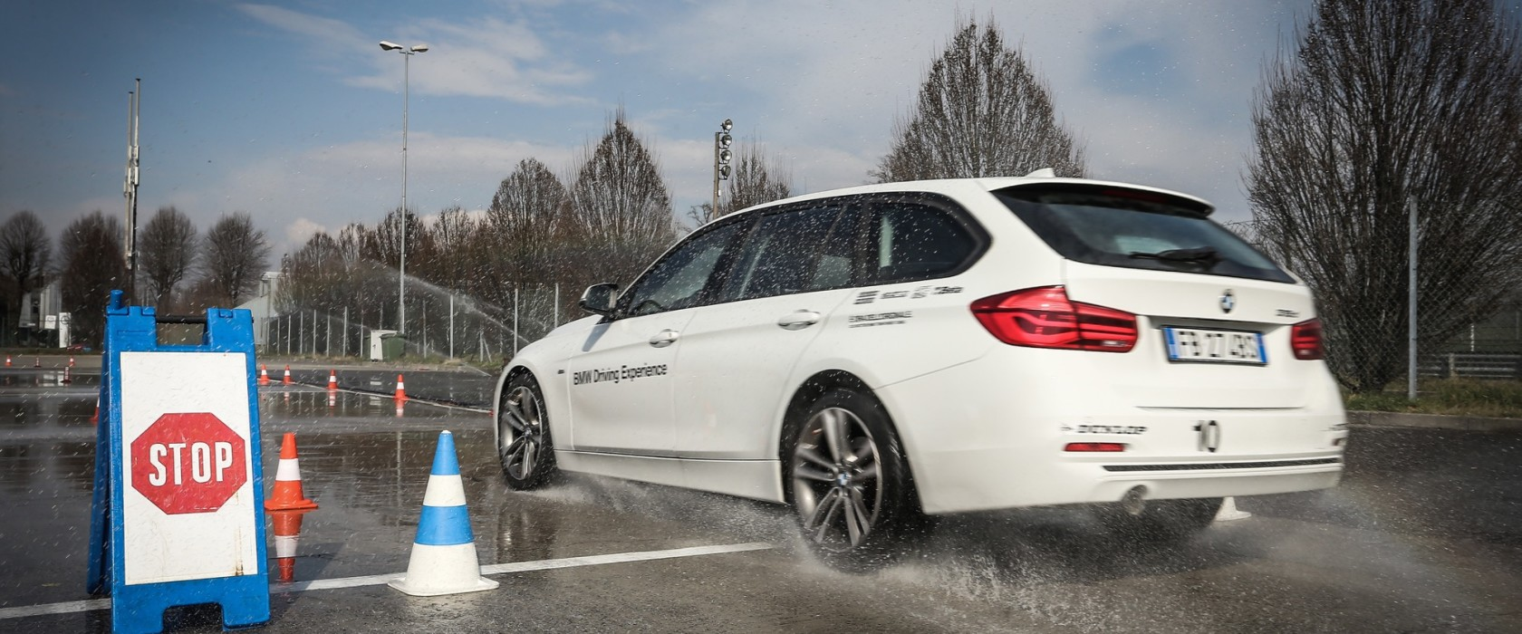 BMW Driving Experience - 12