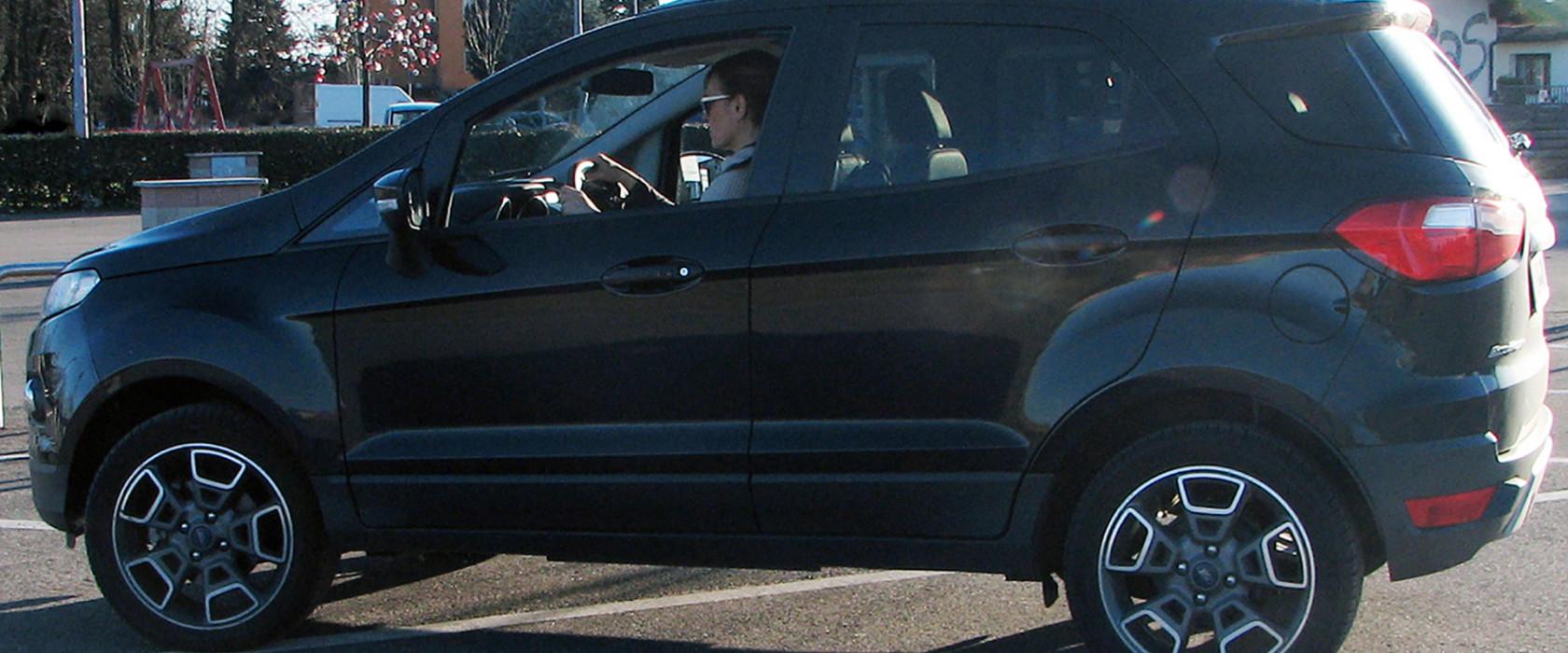 Ford EcoSport Penna Parcheggio copia