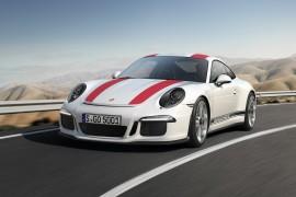 Porsche911R-apertura
