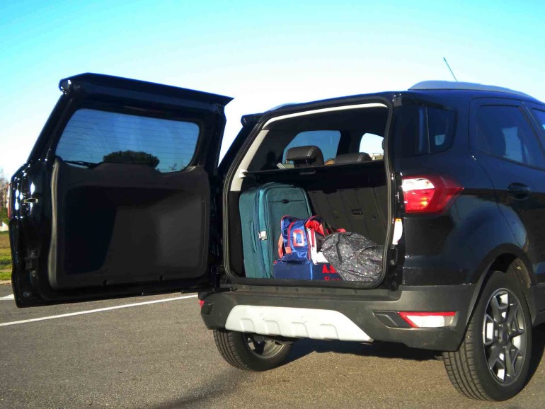 Ford EcoSport Penna Portellone