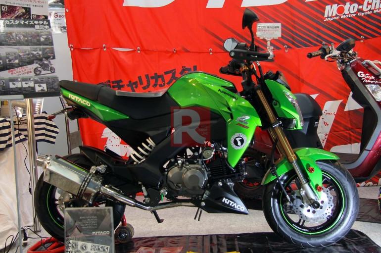 KawasakiZ125Pro