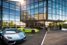 Lamborghini WE