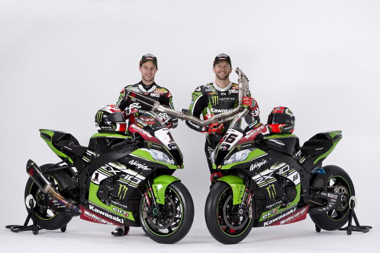 Kawasaki WE