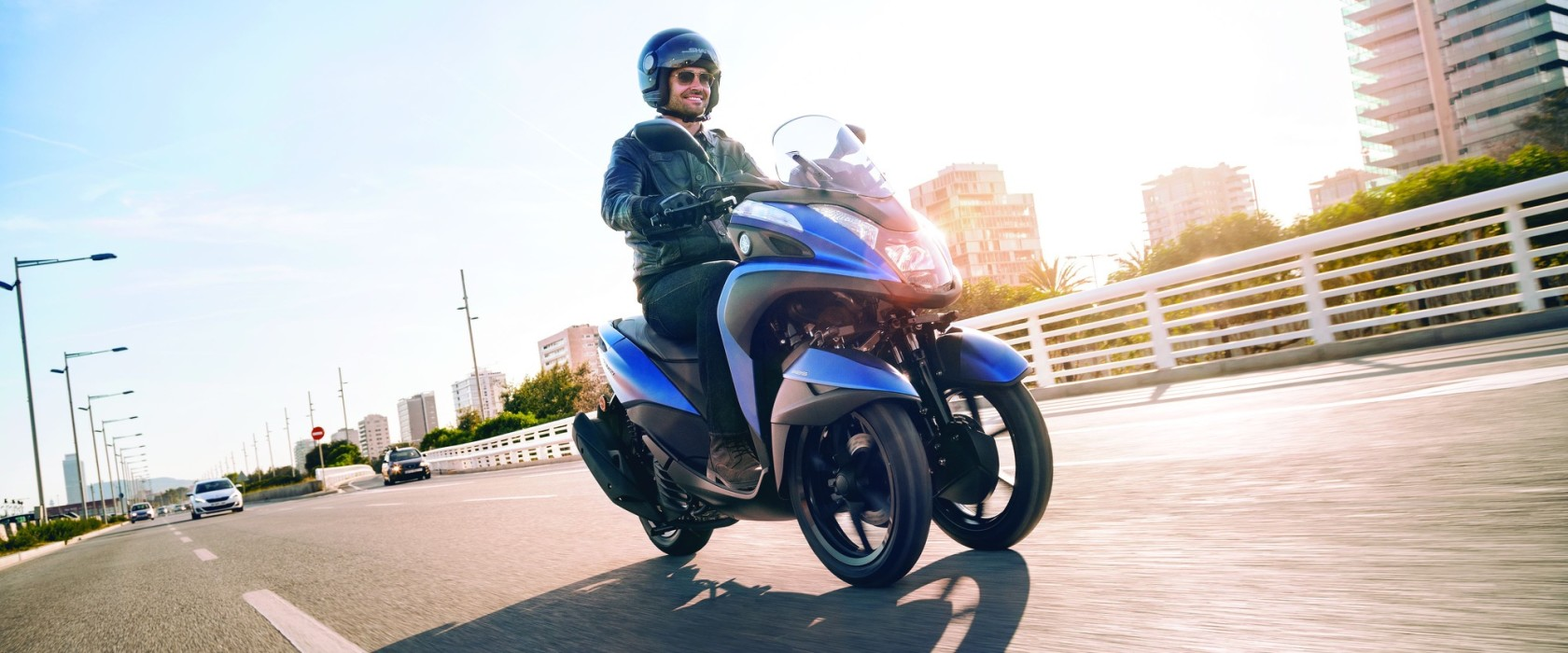 Yamaha Tricity 155 - 5