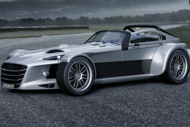 Donkervoort D8 GTO-RS-apertura