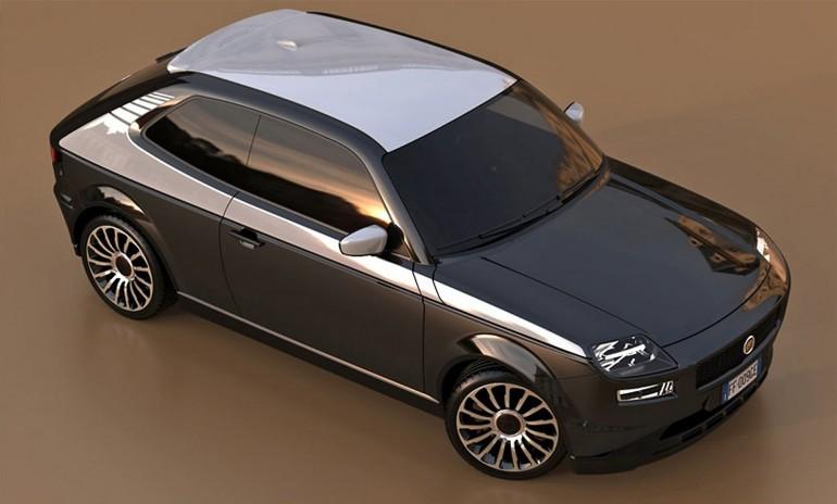 La nuova Fiat 127 on