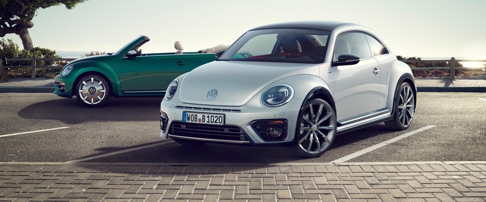 Volkswagen Beetle und Volkswagen Beetle Cabriolet ? Modelljahr 2017