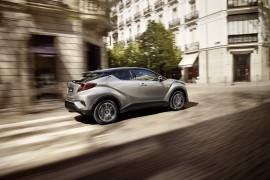 Toyota C-HR 2017: nuova dimensione