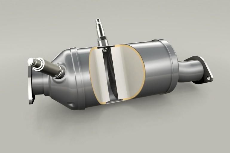 filtro antiparticolato   motori  benzina tech