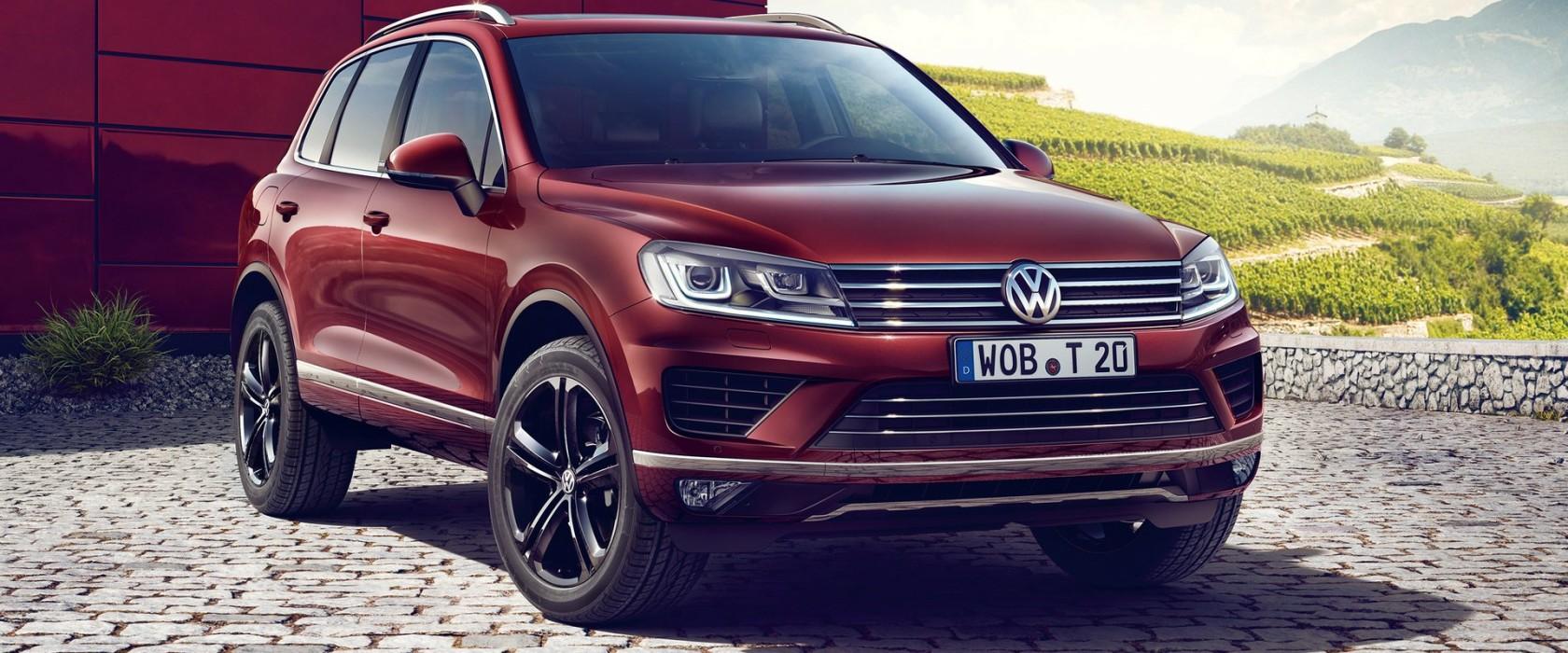 "Volkswagen Touareg ""Executive Edition"""