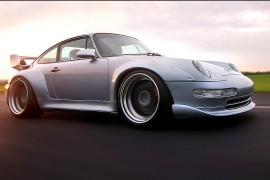 Porsche 993 GT2-apertura