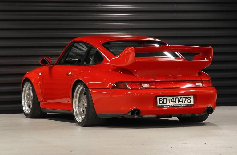 Porsche 993 GT2-002