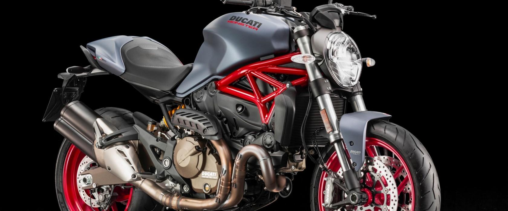 Ducati MONSTER 821 2017 Intermot