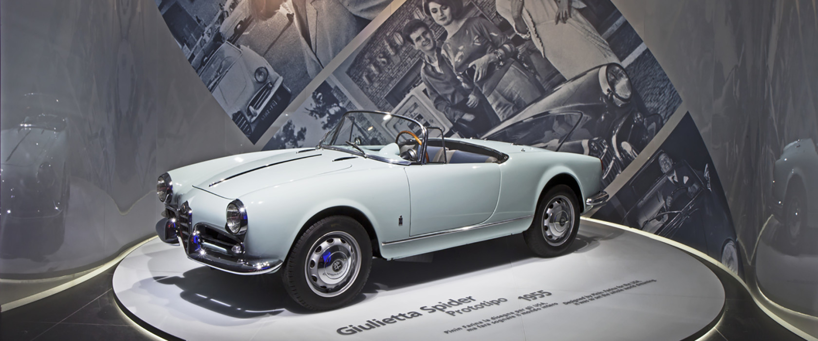 Museo Alfa 01 Romeo