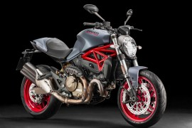 Ducati MONSTER 821 2017 Intermot