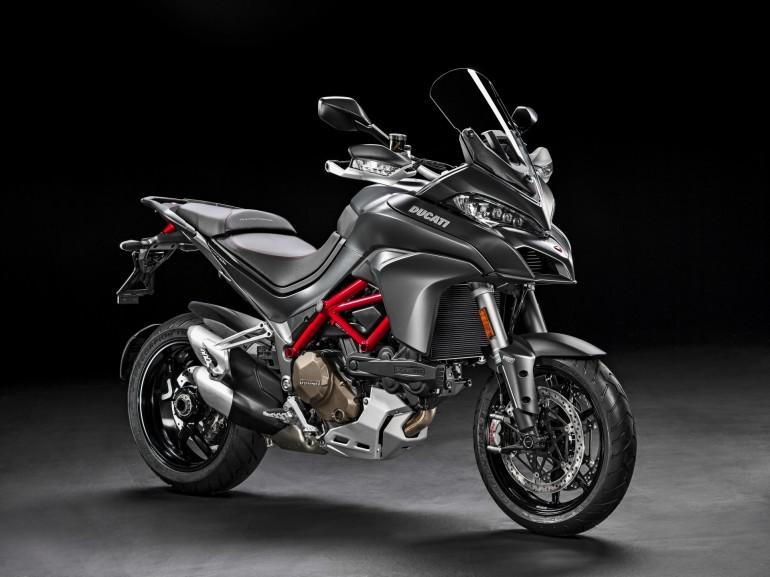 Ducati MULTISTRADA 1200 S 2017 Intermot
