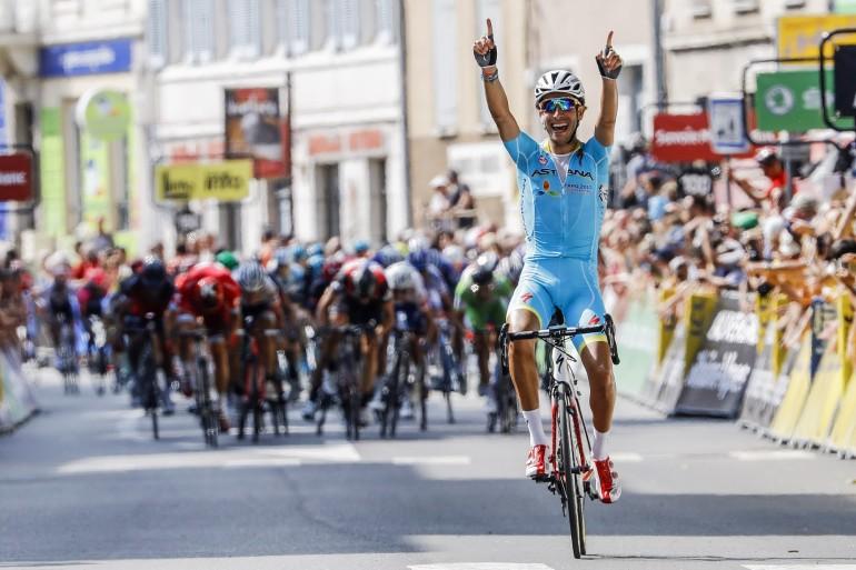 Criterium du Dauphine 2016 - 68a Edizione - 3a tappa Boen sur Lignon - Tournon sur Rhone 187.5 km - 08/06/2016 - Fabio Aru (Astana) - foto Luca Bettini/BettiniPhoto©2016