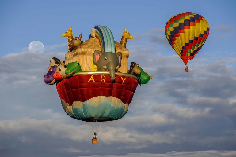 Ferrara Balloons