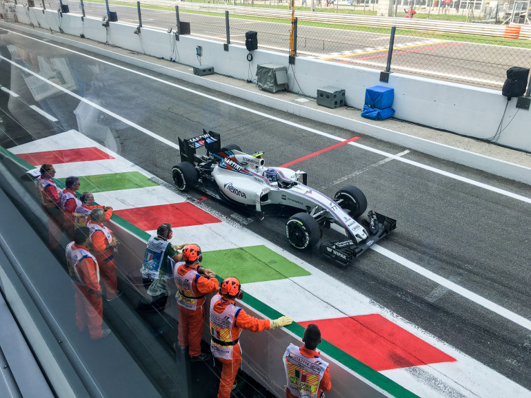 Mercedes F1-2