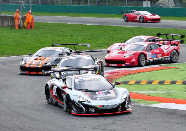 Monza RED Week