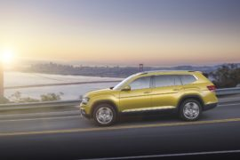 Volkswagen Atlas: born in the USA