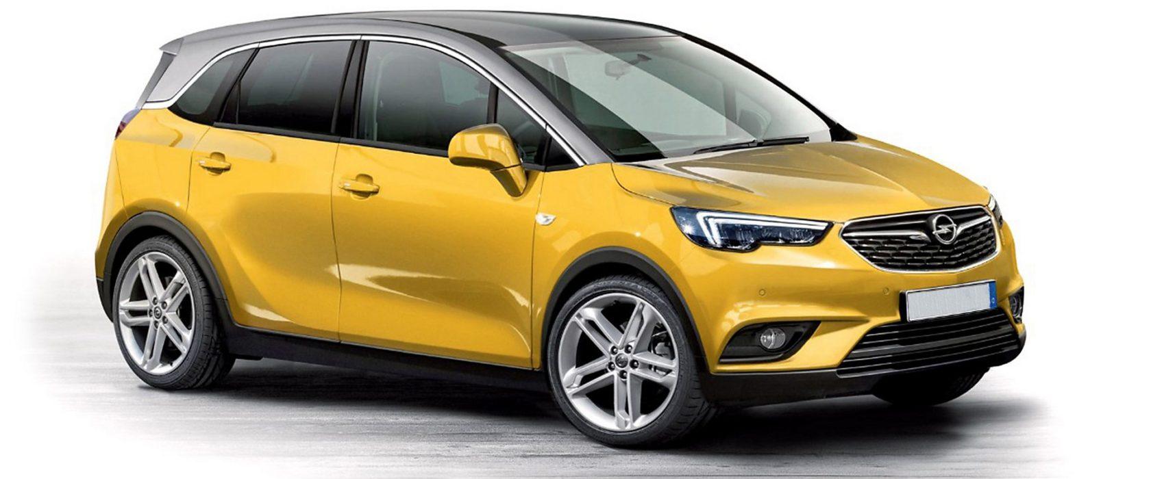 Opel Crossland X | RED Live