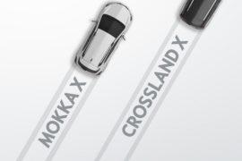 Opel Crossland X: la Meriva diventa SUV