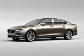 Volvo S90 T8 Excellence: ricca per ricchi