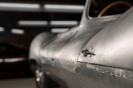 Jaguar XKSS: fatta oggi, come una volta