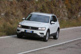 Prova Volkswagen Tiguan 1.6 TDI