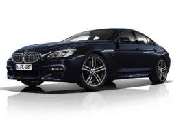 BMW Serie 6 2017 – aggiornamenti a pioggia