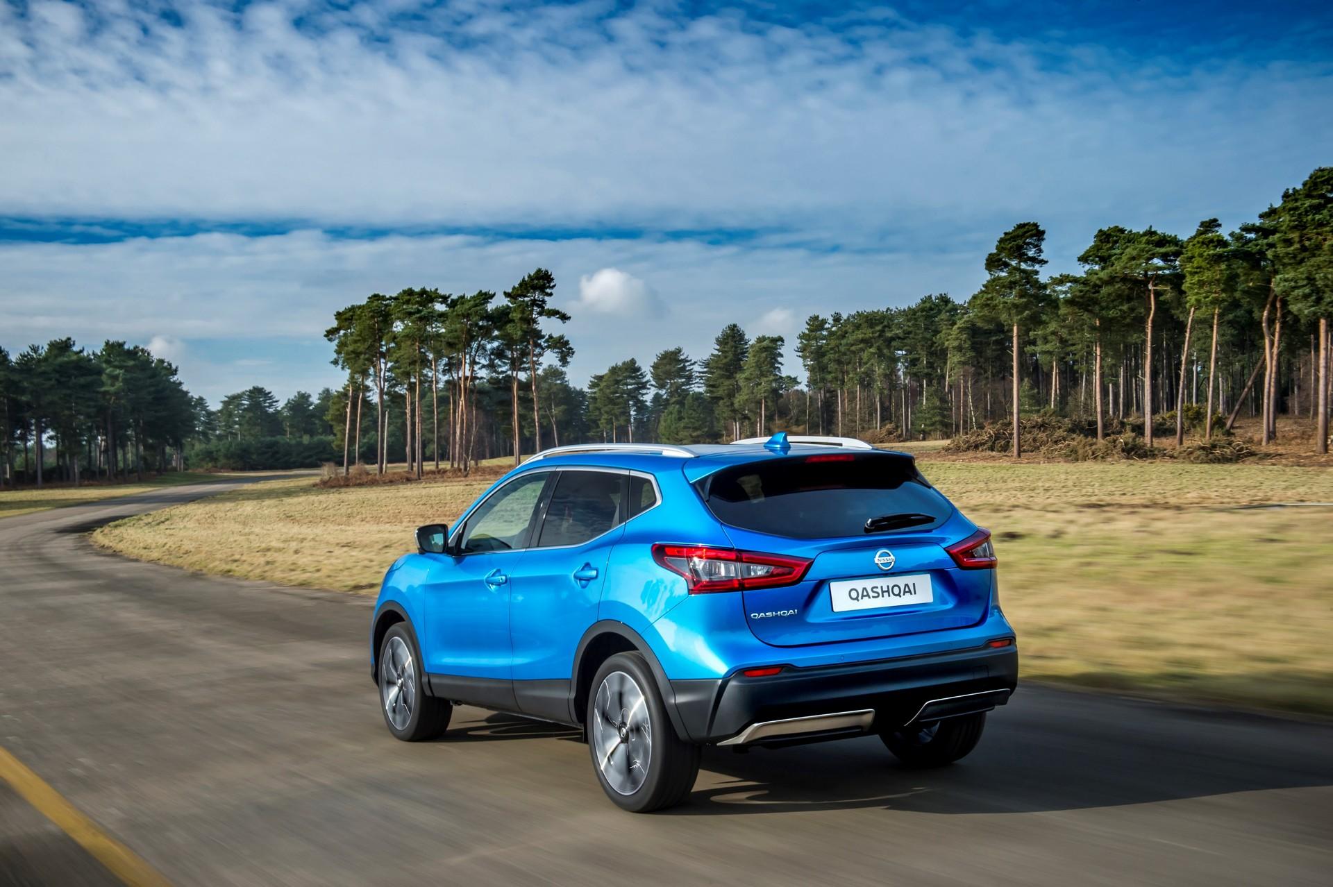 Maturità estetica e tecnologica — Nuovo Nissan Qashqai