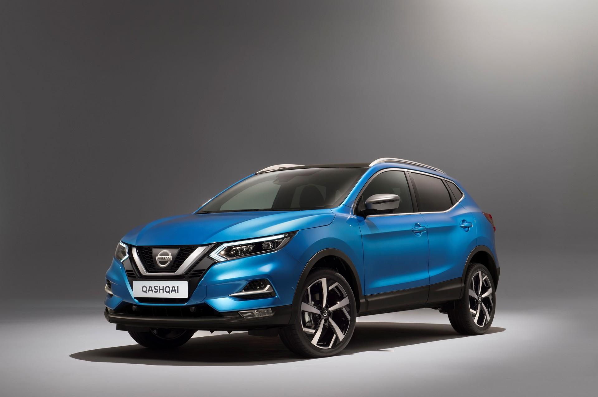 Nuovo Nissan Qashqai: maturità estetica e tecnologica