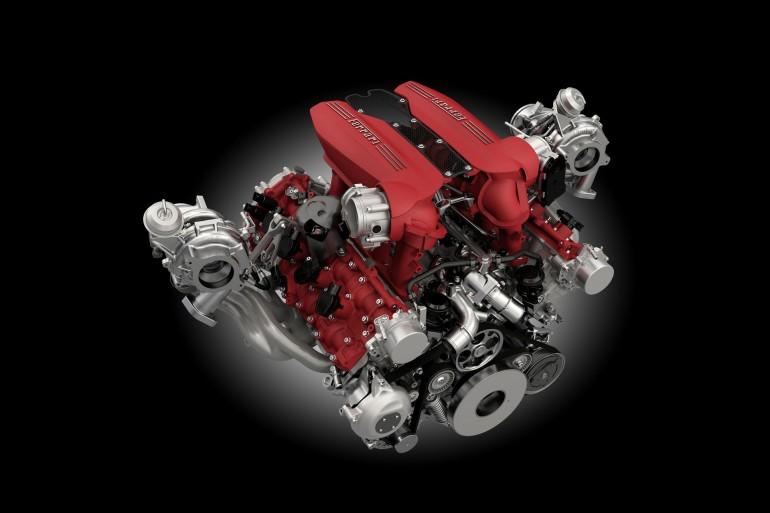 Ferrari V8 3.9