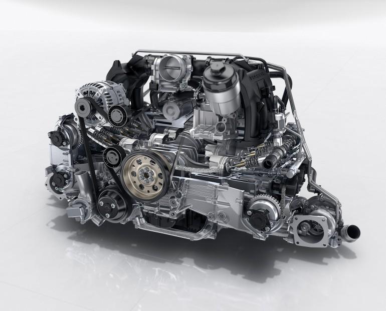 Porsche boxer 3.0 biturbo