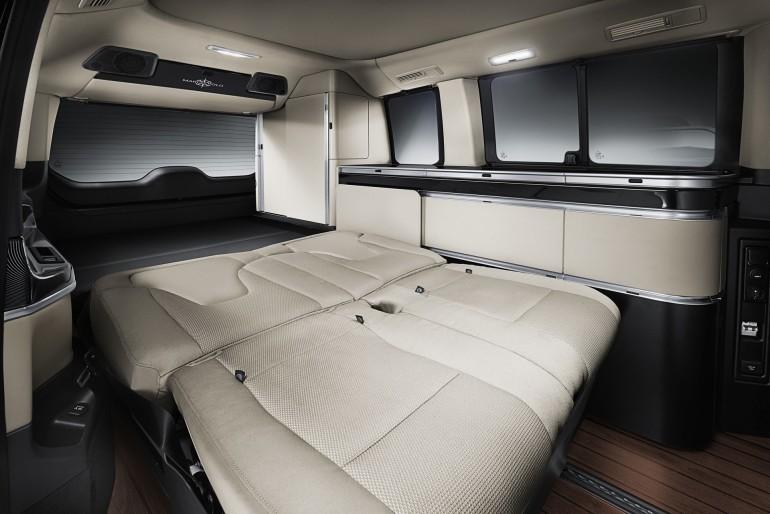 mercedes benz marco polo. Black Bedroom Furniture Sets. Home Design Ideas