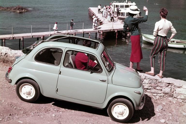 La Storia Della Fiat 500