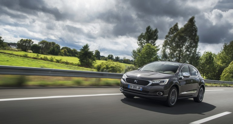 DS 4 on the road 2