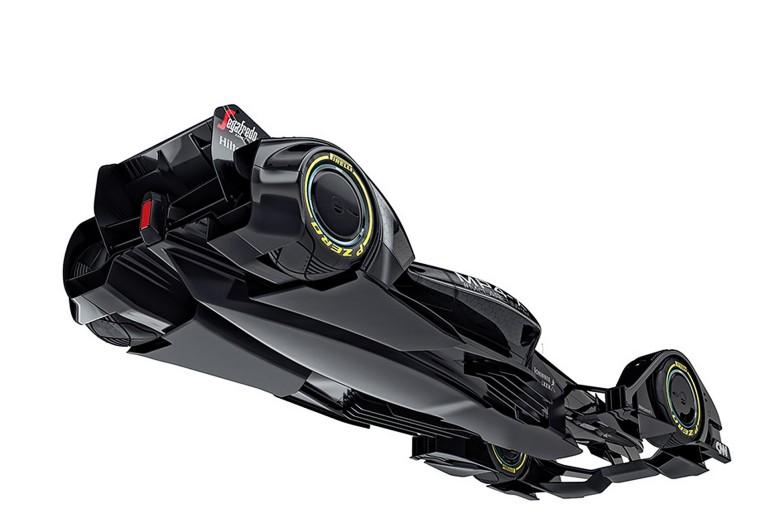 McLarenMP4X-008