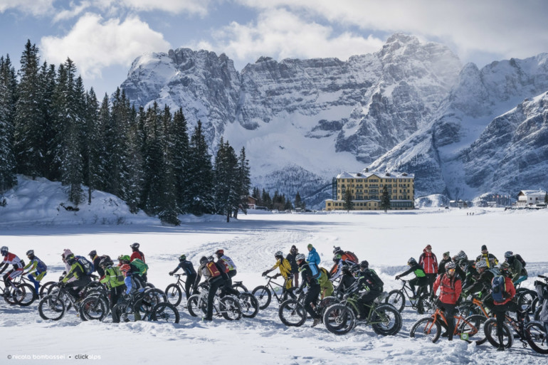 FAT Bike WinterRide2015