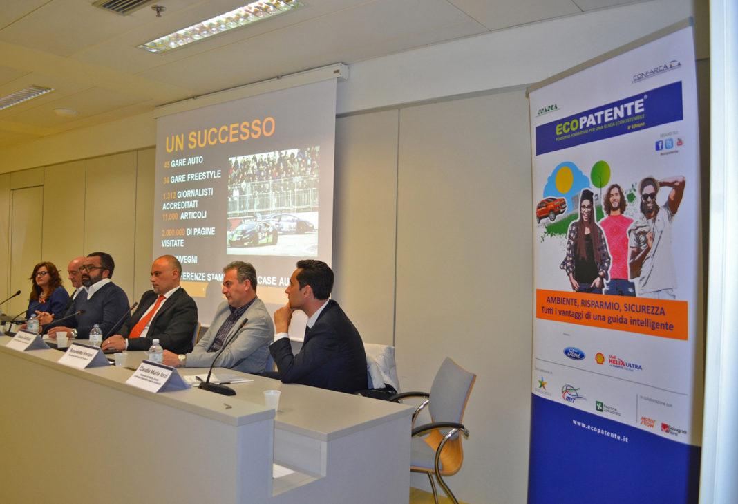 Ecopatente 2017 conferenza stampa