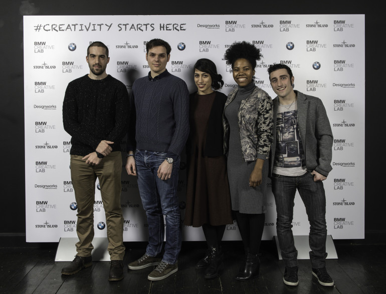 BMW Creative Lab 2016 3