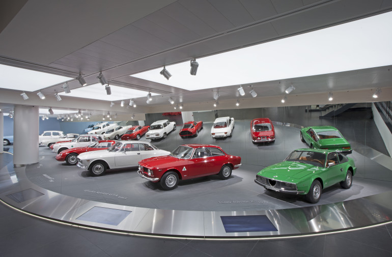 Museo Storico Alfa RED Weekend