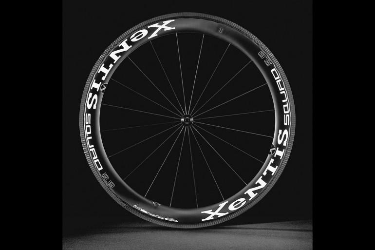 Xentis Squad 5.8 S.L. Tubular Carbon