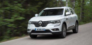 Renault Koleos dinamica