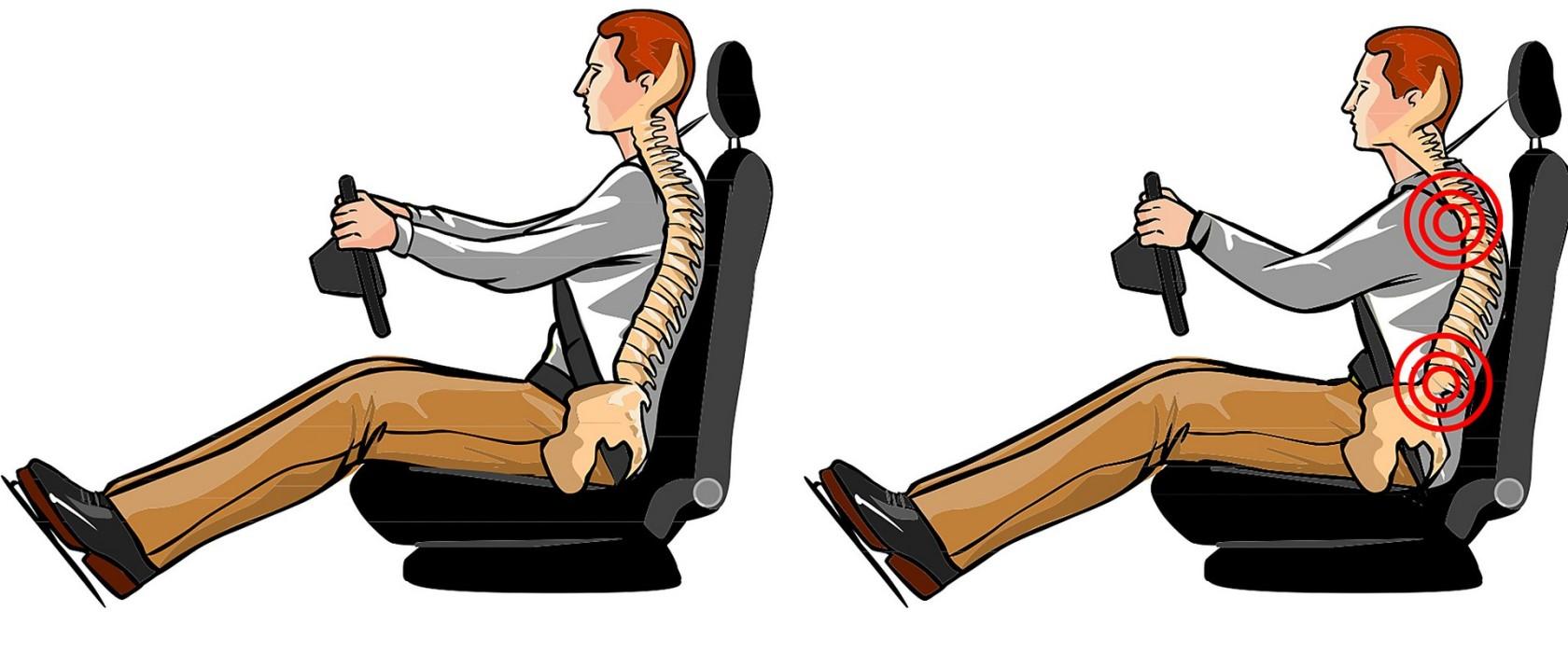 Come trovare la corretta posizione di guida auto ...